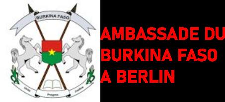 Ambassade du Burkina Faso à Berlin